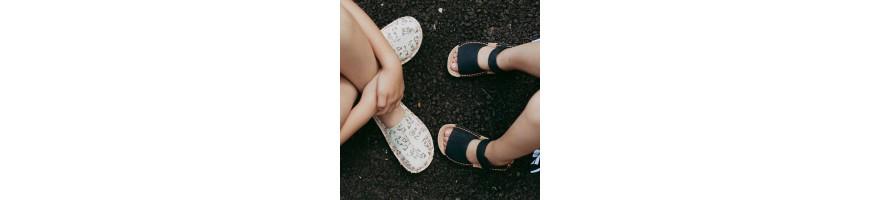 Letní, sandály